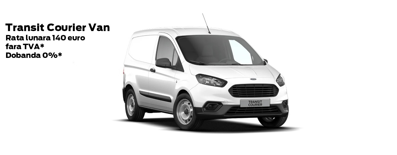 Oferta persoane juridice Ford Transit Courier